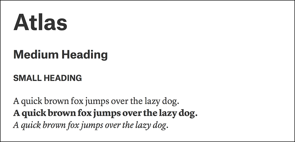 Quip - The Typography of Quip